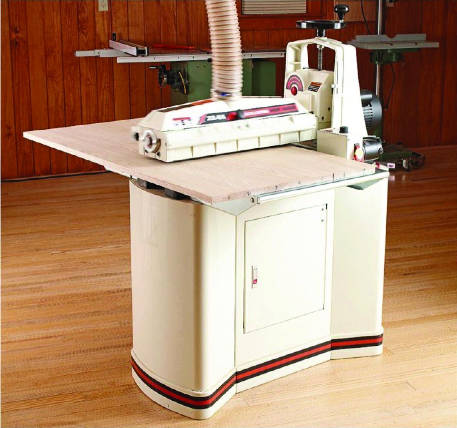 22-44 OSC Барабанный шлифовальный станок с осцилляцией фото 4