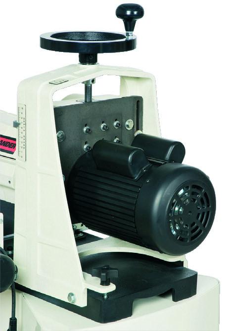 22-44 OSC Барабанный шлифовальный станок с осцилляцией фото 3