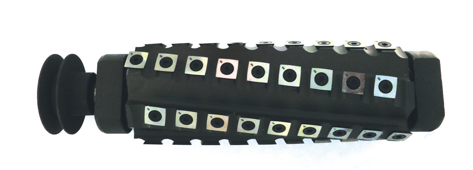 54A HH Фуговальный станок с ножевым валом «helical» фото 5