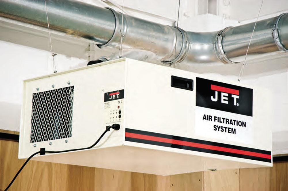 AFS-1000 B Система фильтрации воздуха фото 4