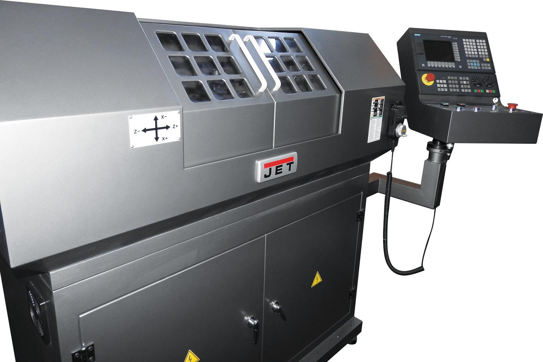 BD-10S CNC Токарный станок с ЧПУ фото 6