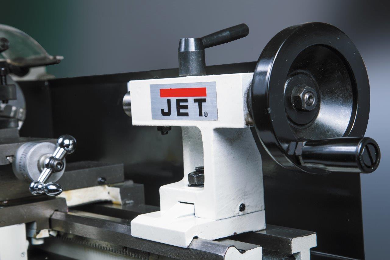 Токарный станок JET bd-7 фото 4