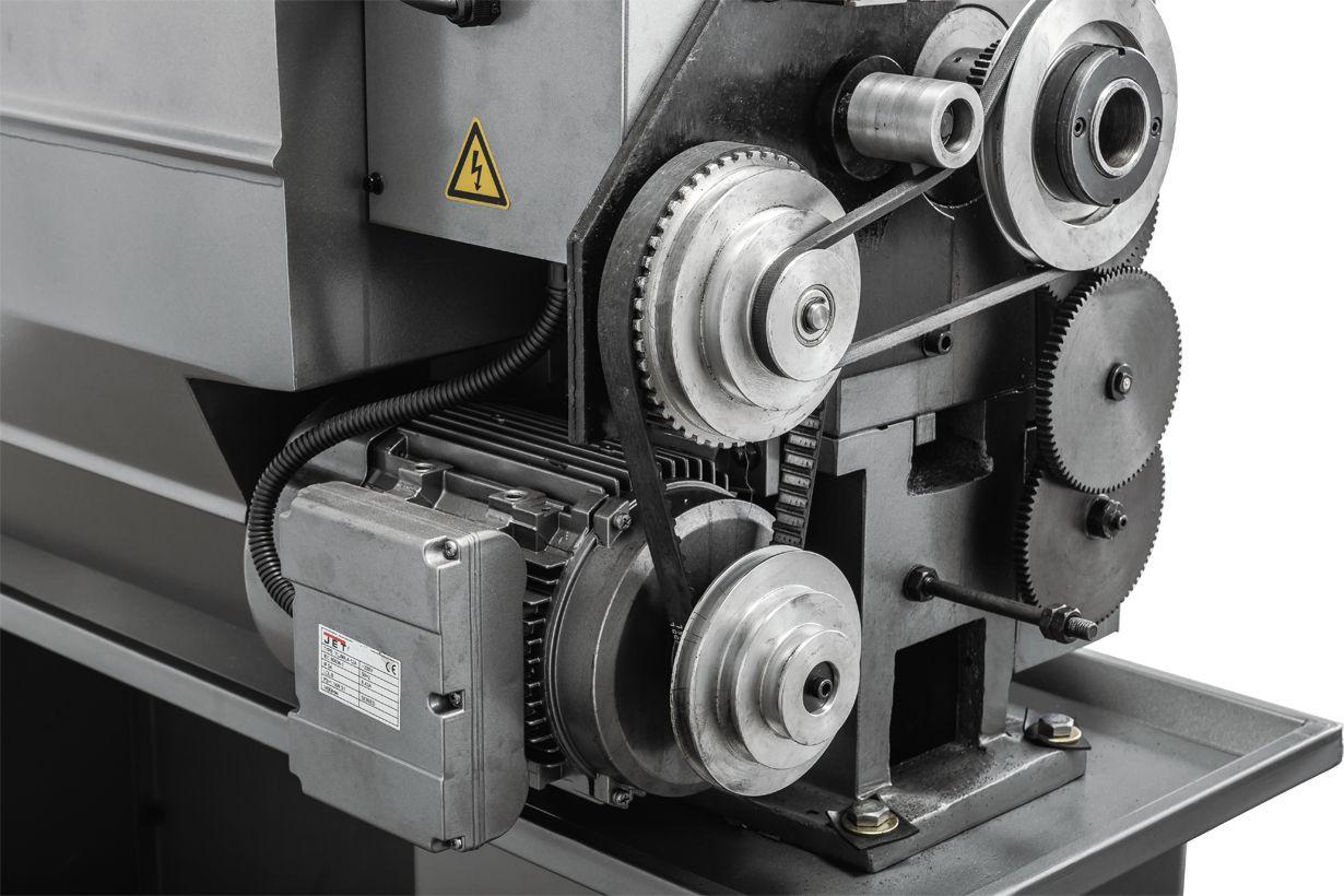JET BD-12G Настольный токарный станок по металлу фото 13