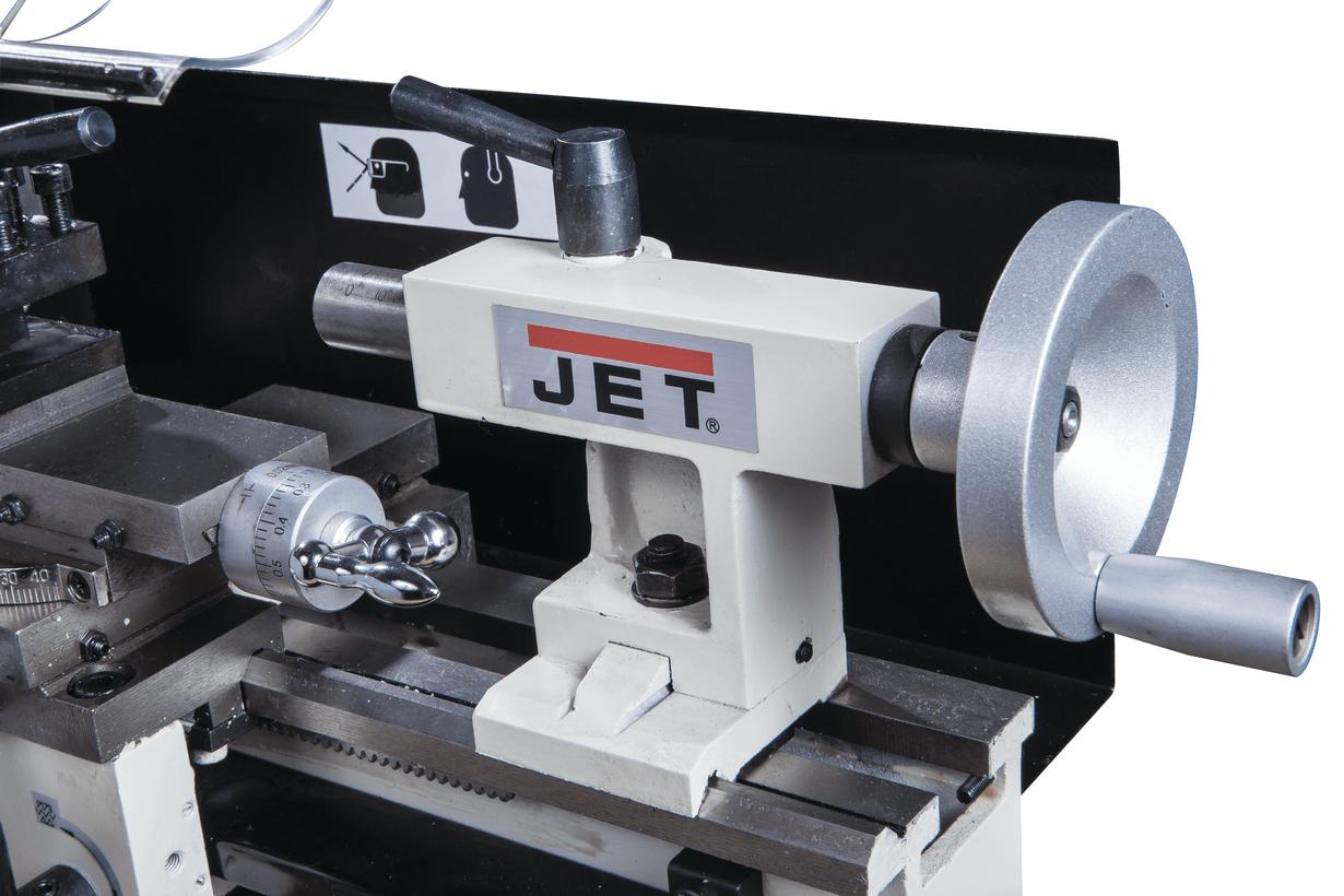 JET BD-6 Токарный станок фото 2