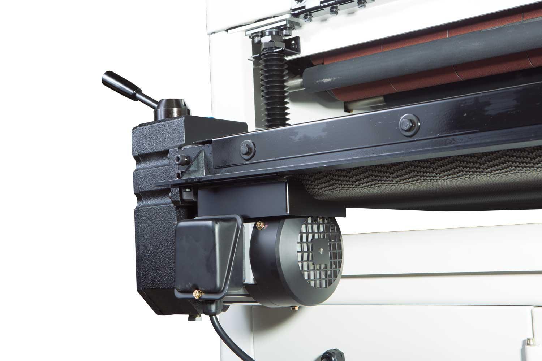 DDS-225 Двухбарабанный шлифовально-калибровальный станок фото 12