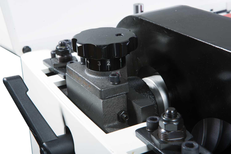 DDS-225 Двухбарабанный шлифовально-калибровальный станок фото 2