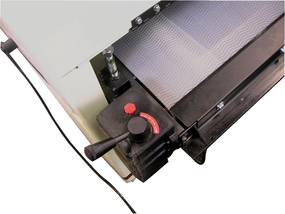 DDS-237 Двухбарабанный шлифовально-калибровальный станок фото 6