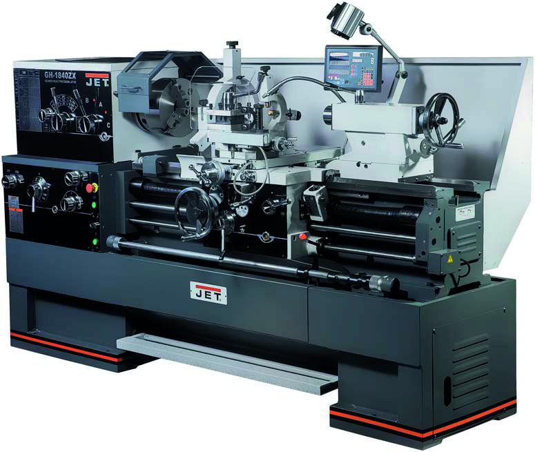 GH-1840ZX DRO Токарно-винторезный станок серии ZX фото 1