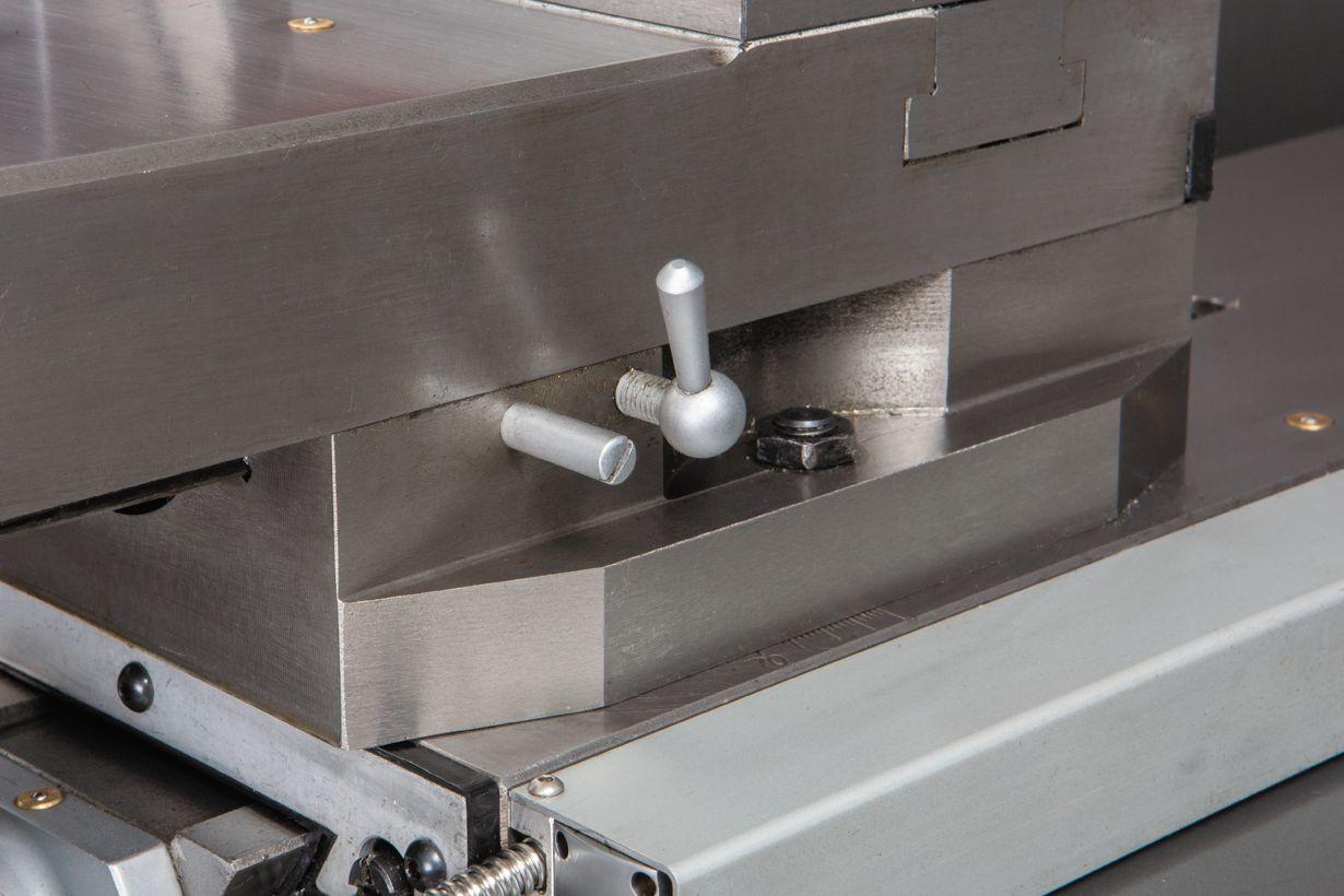 GH-1640ZX DRO Токарно-винторезный станок серии ZX фото 20