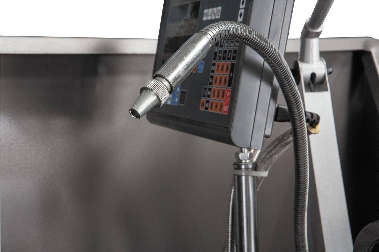 GH-1640ZX DRO Токарно-винторезный станок серии ZX фото 19