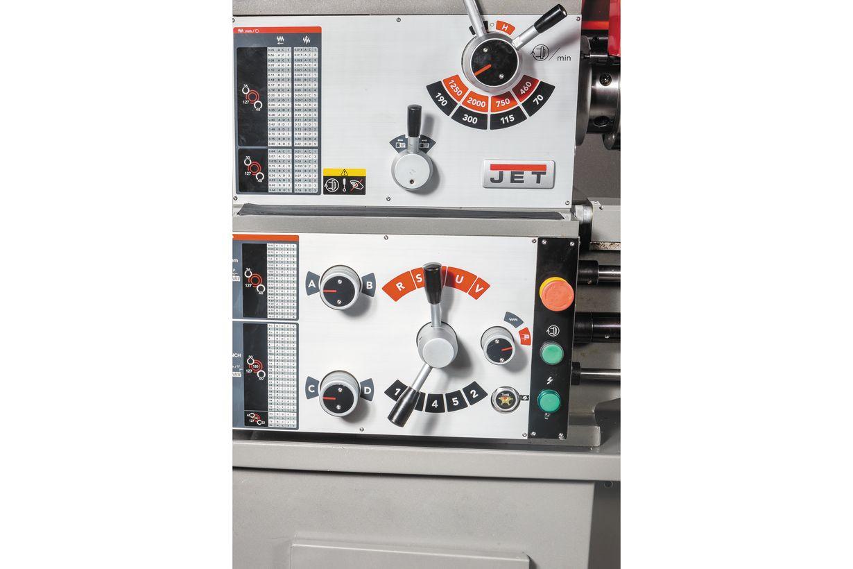 GHB-1340A DRO Токарно-винторезный станок фото 7