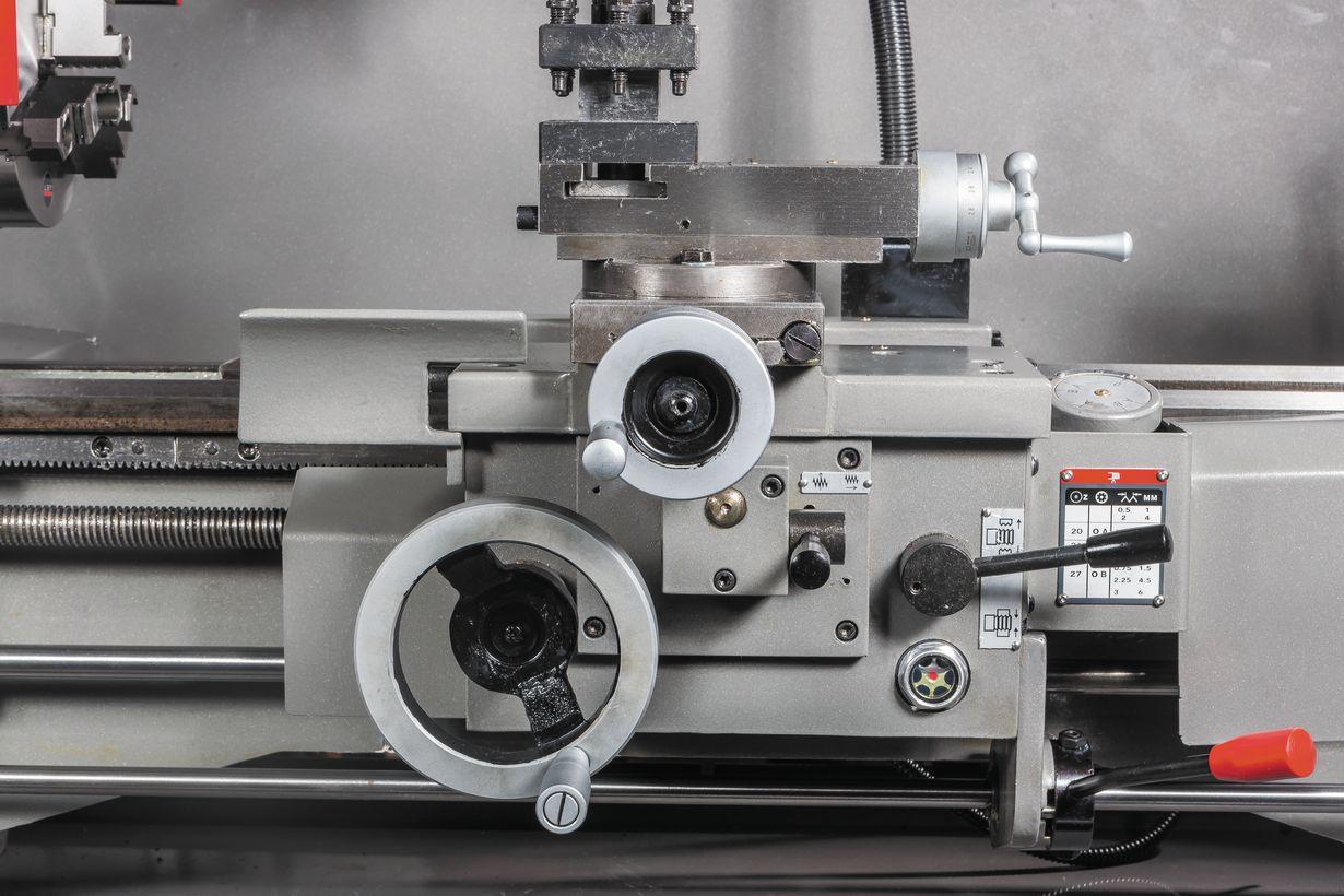 GHB-1340A DRO Токарно-винторезный станок фото 6