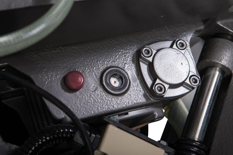 HBS-1018W Ленточнопильный станок фото 16
