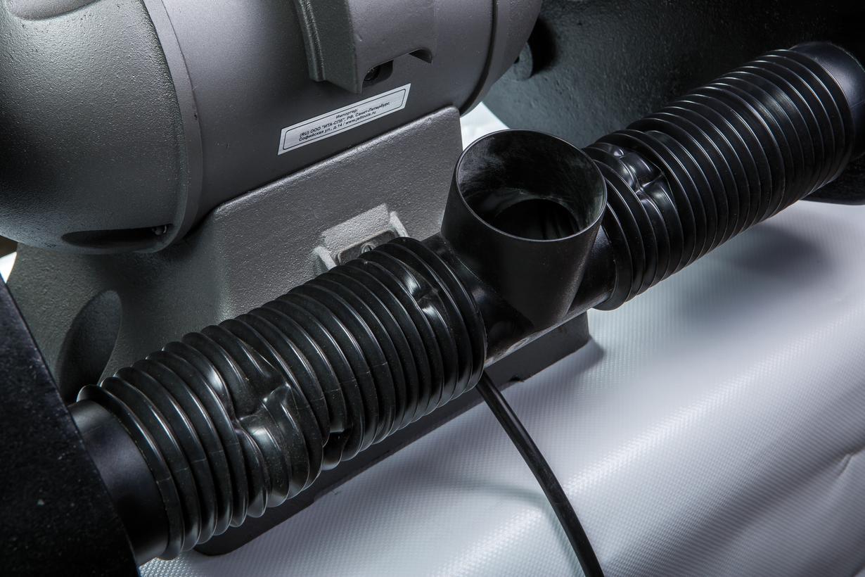 IBG-12 Профессиональный станок для заточки и правки инструмента (точило) фото 9