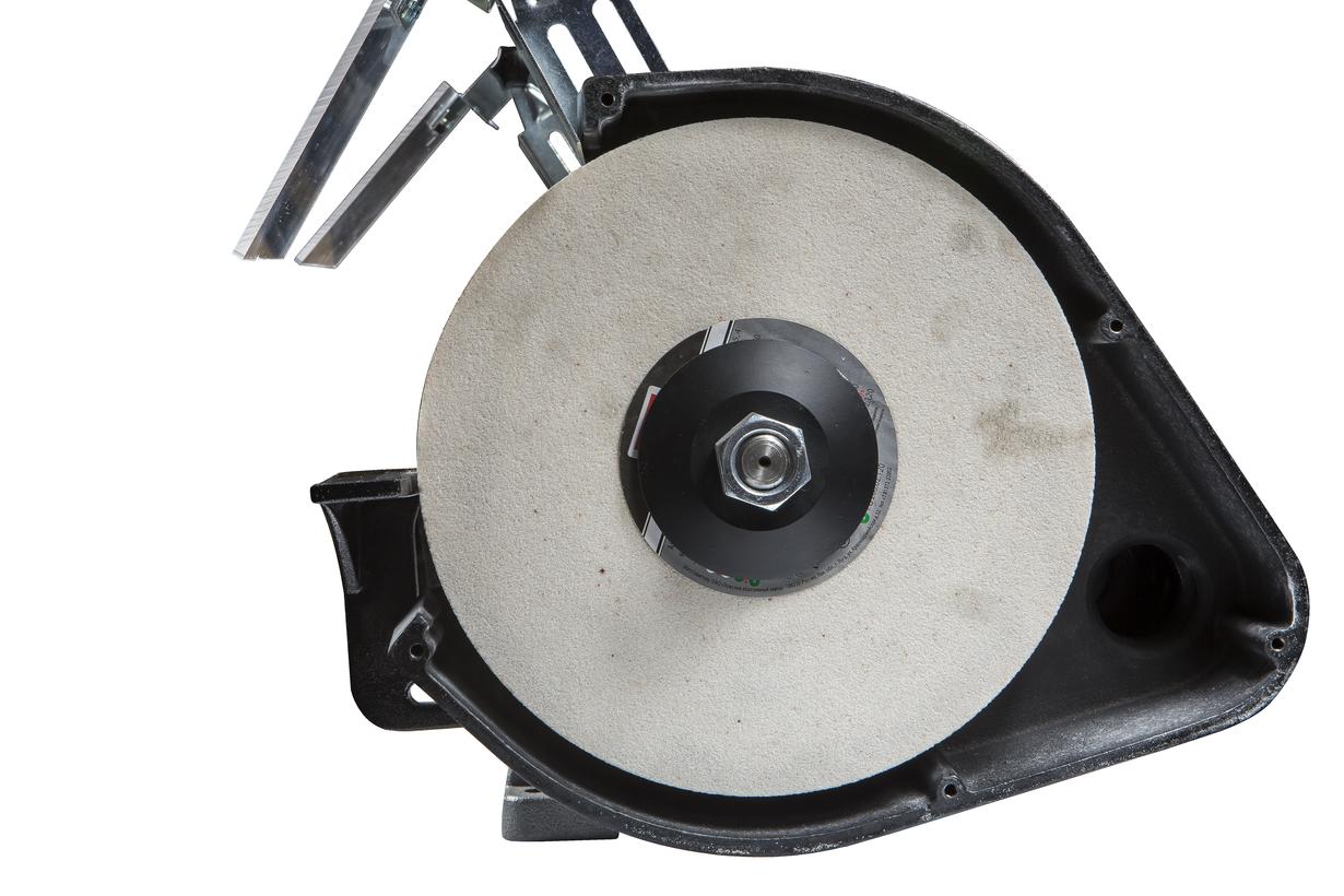 IBG-12 Профессиональный станок для заточки и правки инструмента (точило) фото 2