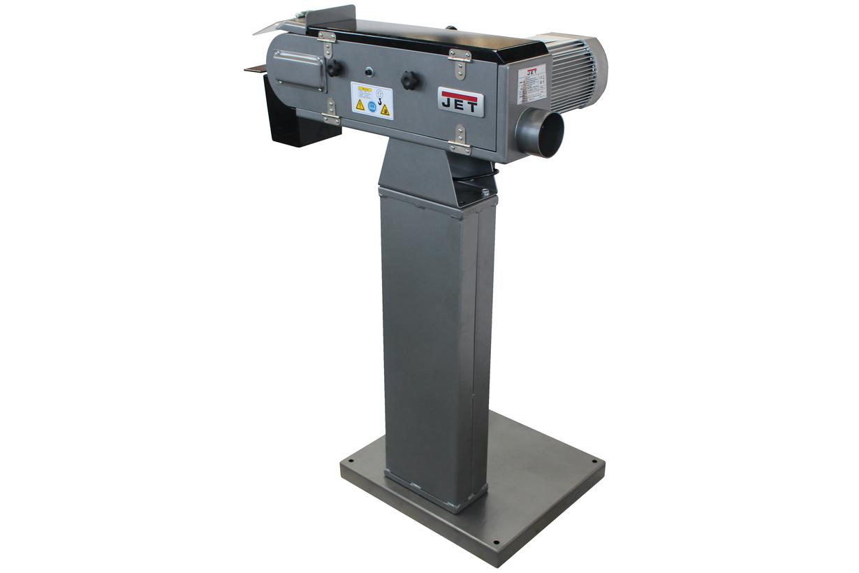 JBSM-100 Ленточный шлифовальный станок фото 3