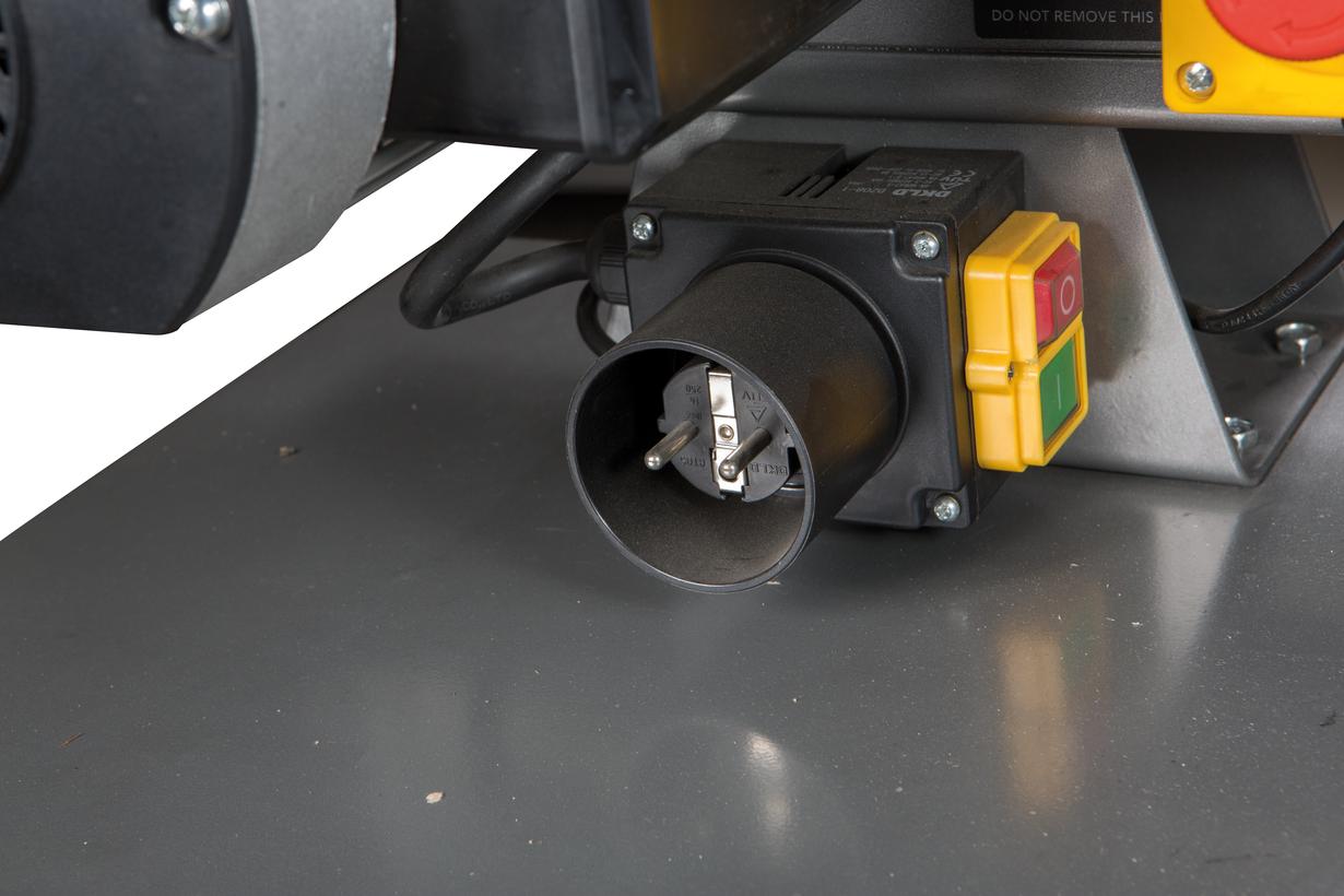 JBSM-100 Ленточный шлифовальный станок фото 9