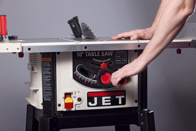 JET JBTS-10 Циркулярная пила фото 3