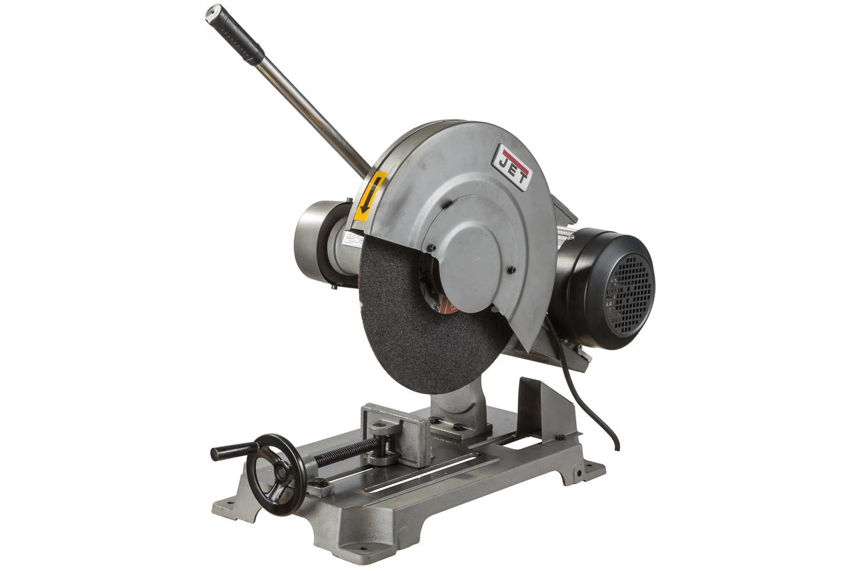 JCOM-400T Абразивно-отрезной станок по металлу (400 В) фото 2