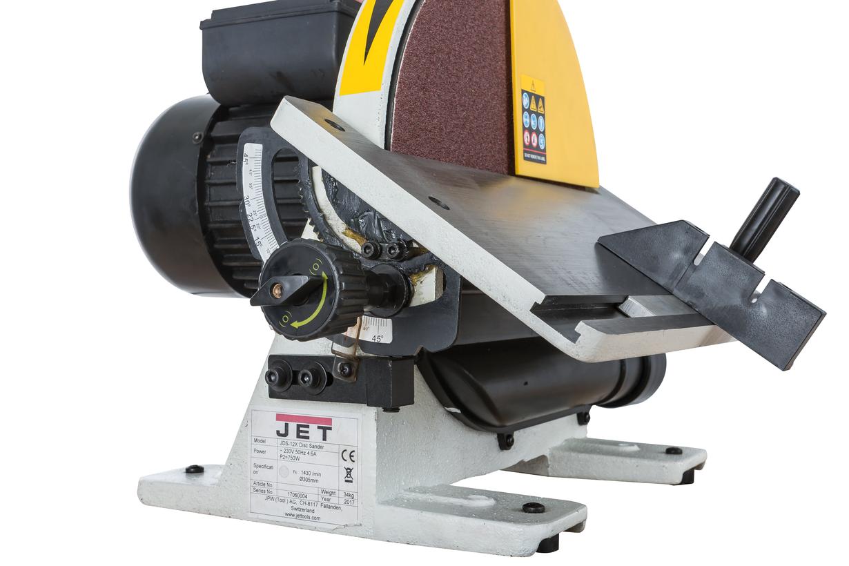 JDS-12X-M Тарельчатый шлифовальный станок фото 2