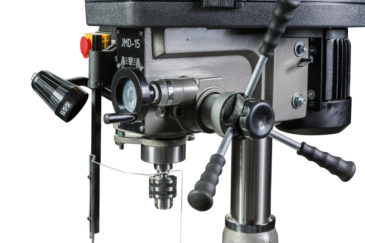 JMD-15 Фрезерно-сверлильный станок фото 4