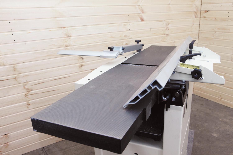 JPT-310 HH Фуговально-рейсмусовый станок с ножевым валом «helical» фото 3