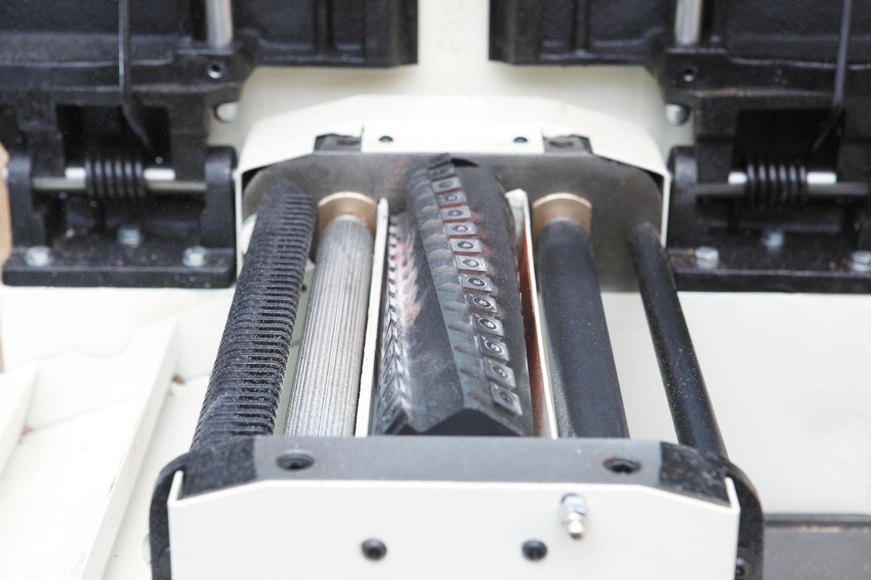 JPT-410 HH Фуговально-рейсмусовый станок с ножевым валом «helical» фото 4