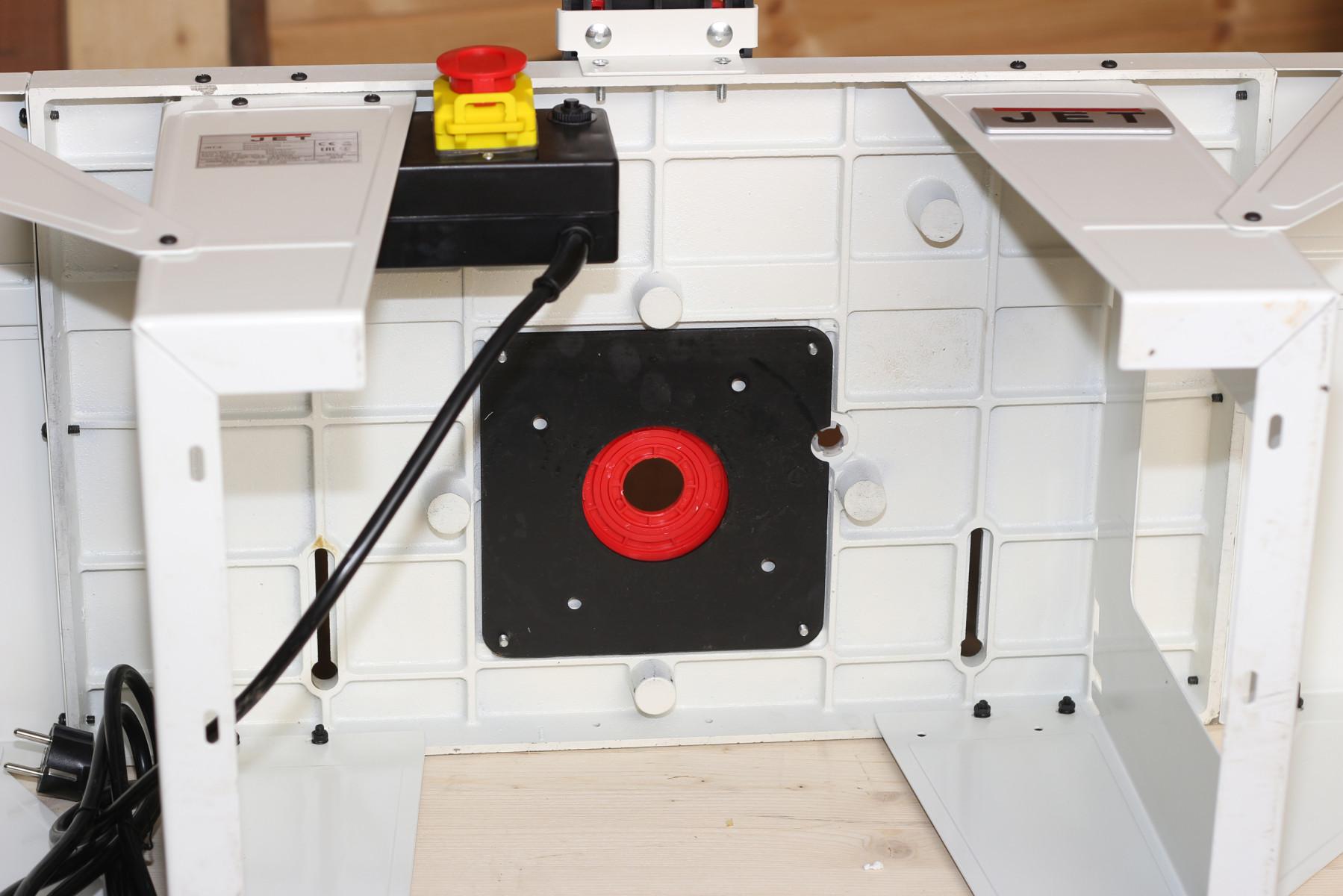 JRT-2 Универсальный чугунный фрезерный стол фото 7