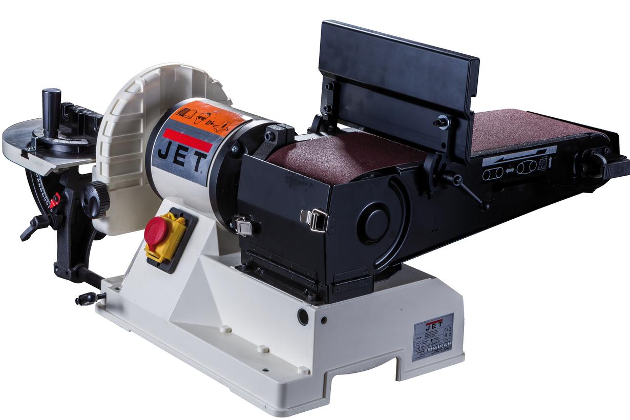 JSG-96 Тарельчато-ленточный шлифовальный станок фото 10