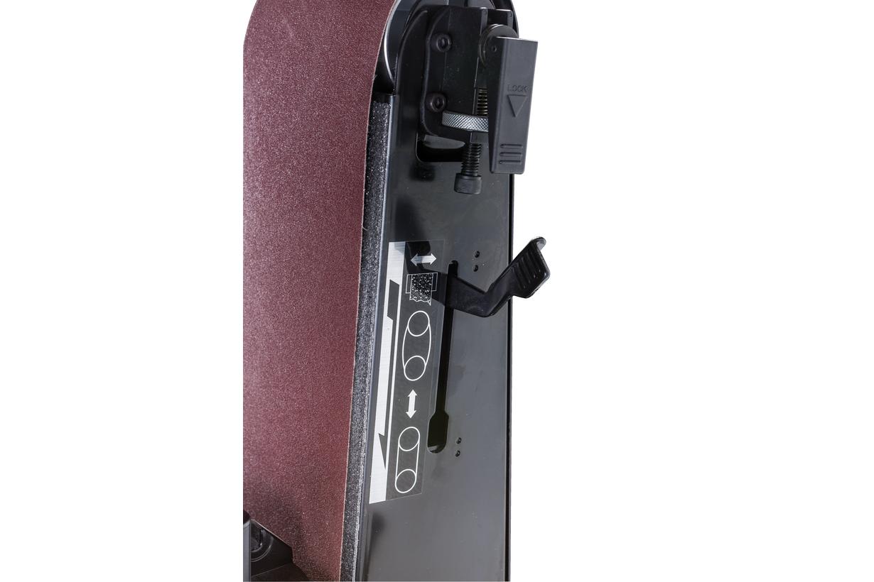 JSG-96 Тарельчато-ленточный шлифовальный станок фото 2