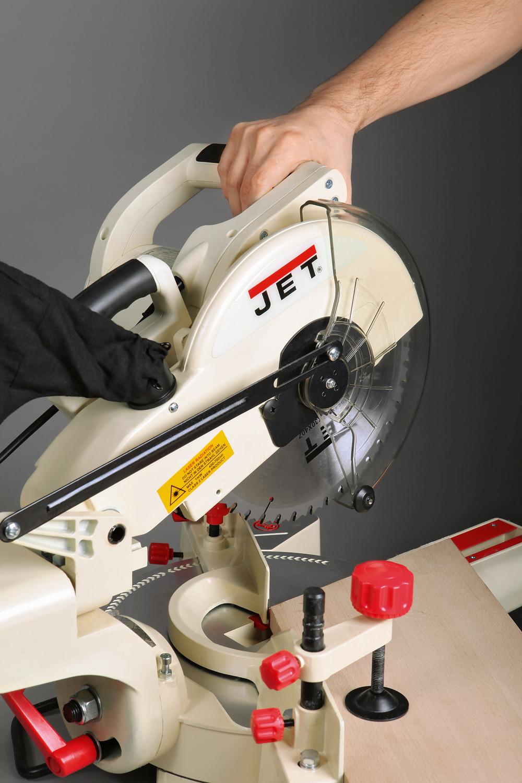 JSMS-10L Торцовочно-усовочная пила фото 5