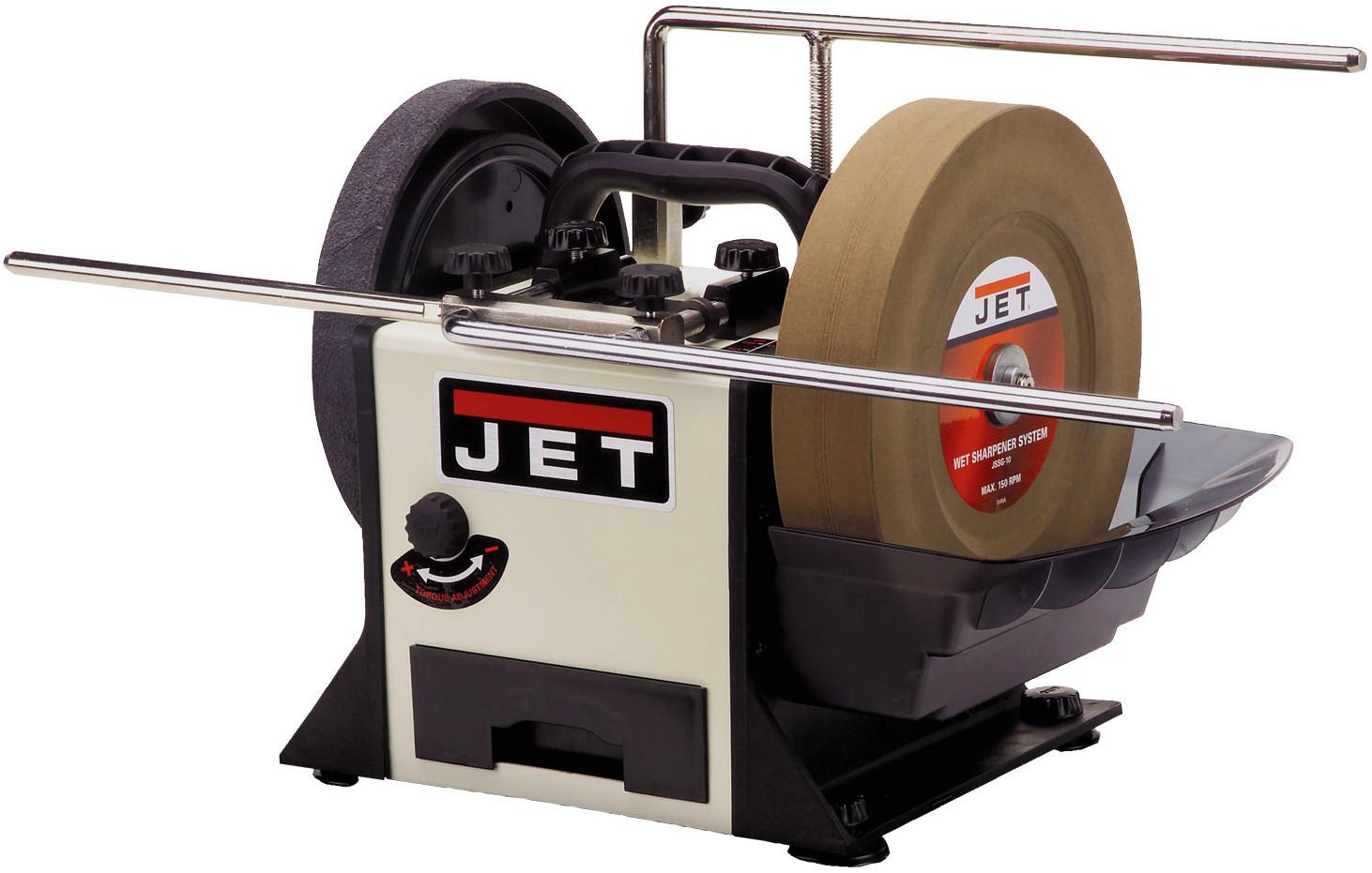 JSSG-10 Шлифовально-полировальный станок фото 1