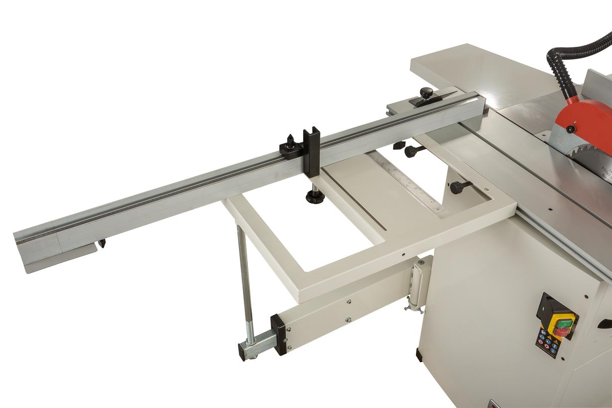 JTS-600XM Циркулярная пила с подвижным столом (230 В) фото 4
