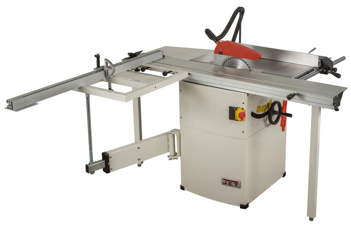 JTS-600XL Циркулярная пила с подвижным столом (400 В) фото 1