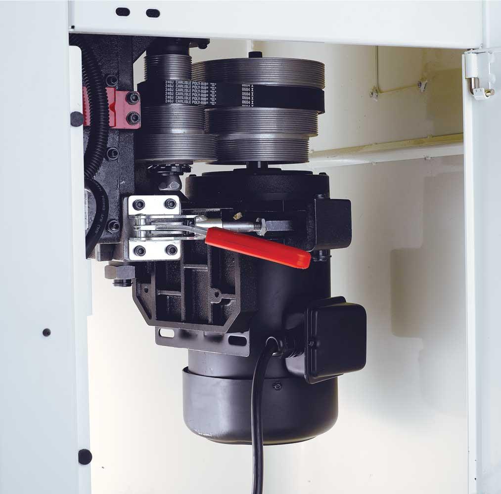 JWS-35X Фрезерный станок (230 В) фото 5