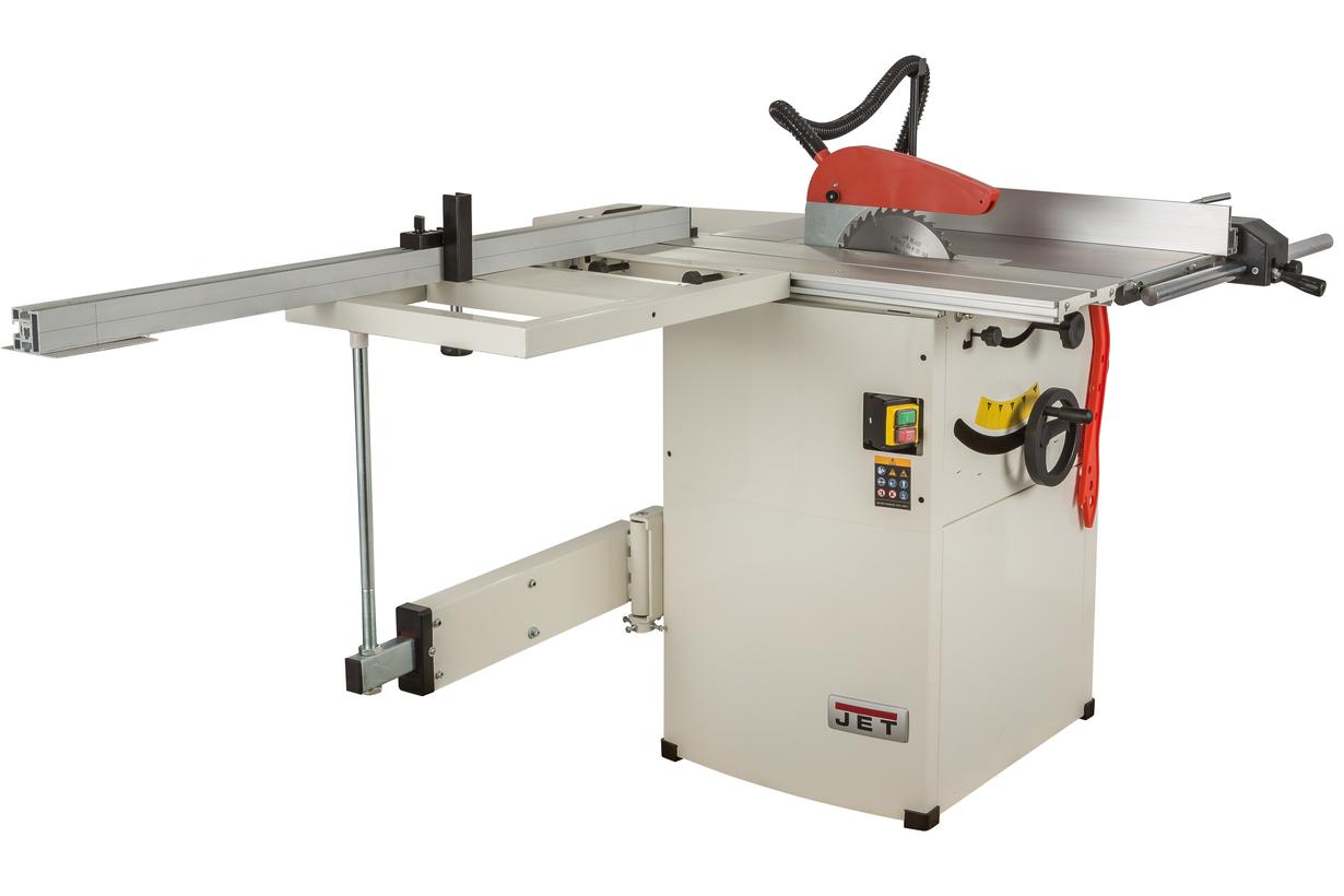 JTS-600XM Циркулярная пила с подвижным столом (230 В)