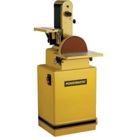 Powermatic 31A Тарельчато-ленточный шлифовальный станок (230 В)