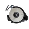 IBG-12 Профессиональный станок для заточки и правки инструмента (точило) фото 16