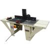 JRT-2 Универсальный чугунный фрезерный стол фото 21