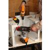 JRT-2 Универсальный чугунный фрезерный стол фото 15
