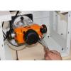 JRT-2 Универсальный чугунный фрезерный стол фото 22