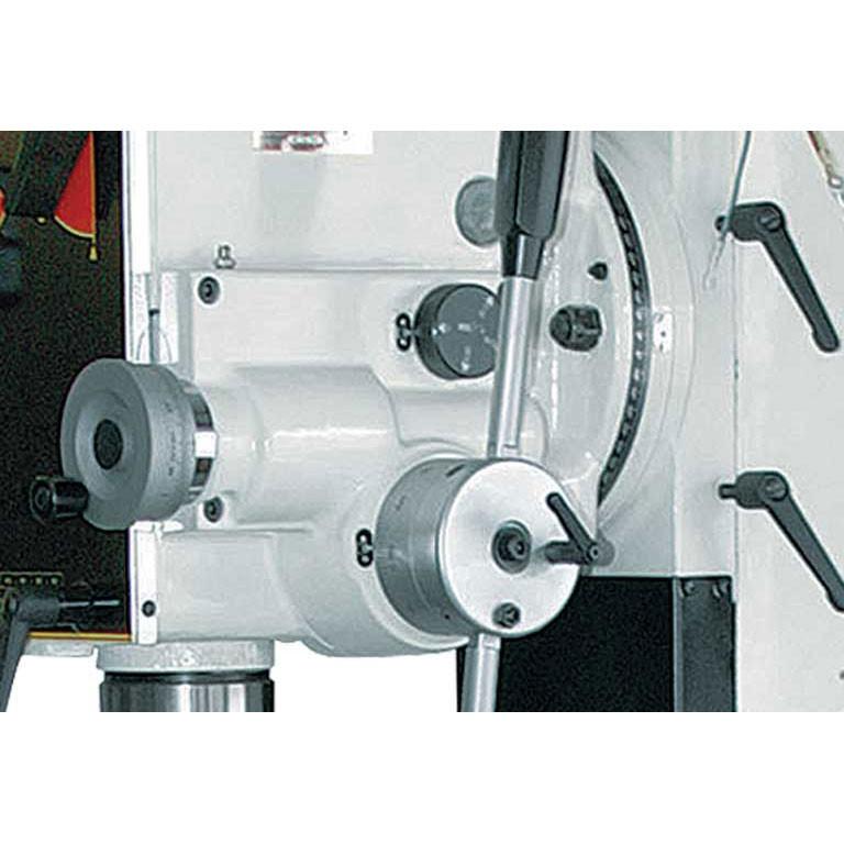 JMD-45PF Фрезерний верстат з редуктором фото 2