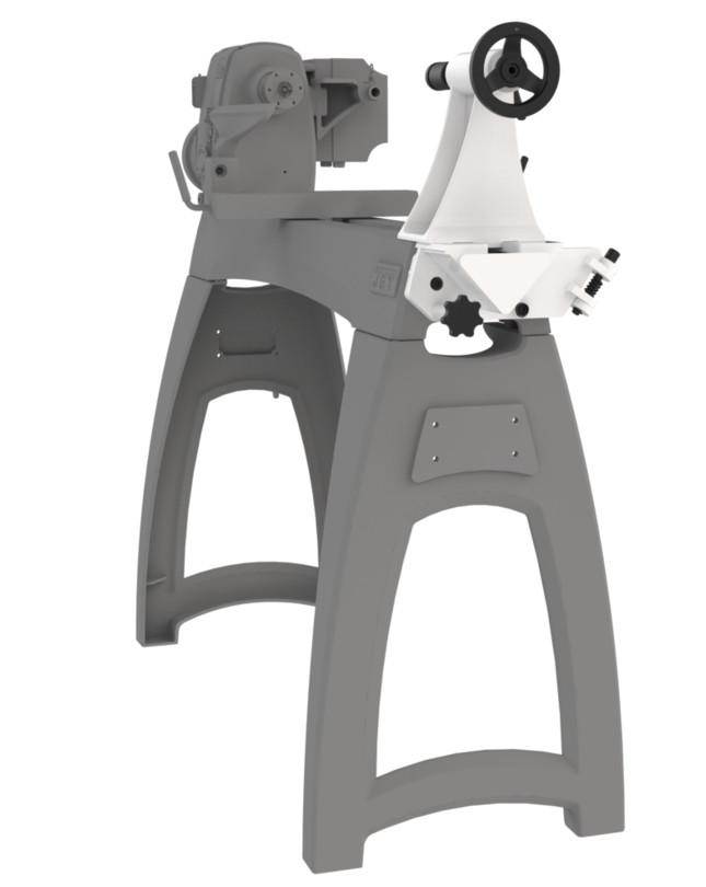 JWL-1840EVS Токарний верстат по дереву фото 2