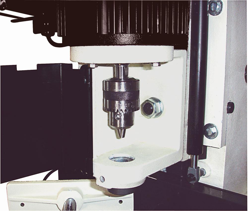 720HD Довбально-пазувальний верстат (230 В) фото 3