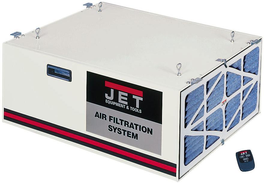 AFS-1000 B Система фільтрації повітря фото 1