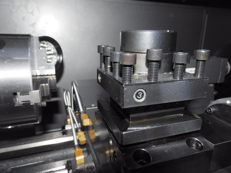 BD-10S CNC Токарний верстат з ЧПУ фото 5