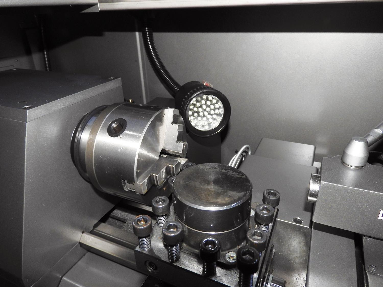 BD-10S CNC Токарний верстат з ЧПУ фото 2