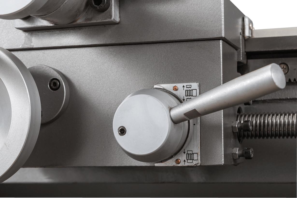 JET BD-10VS Настільний токарний верстат по металу фото 8