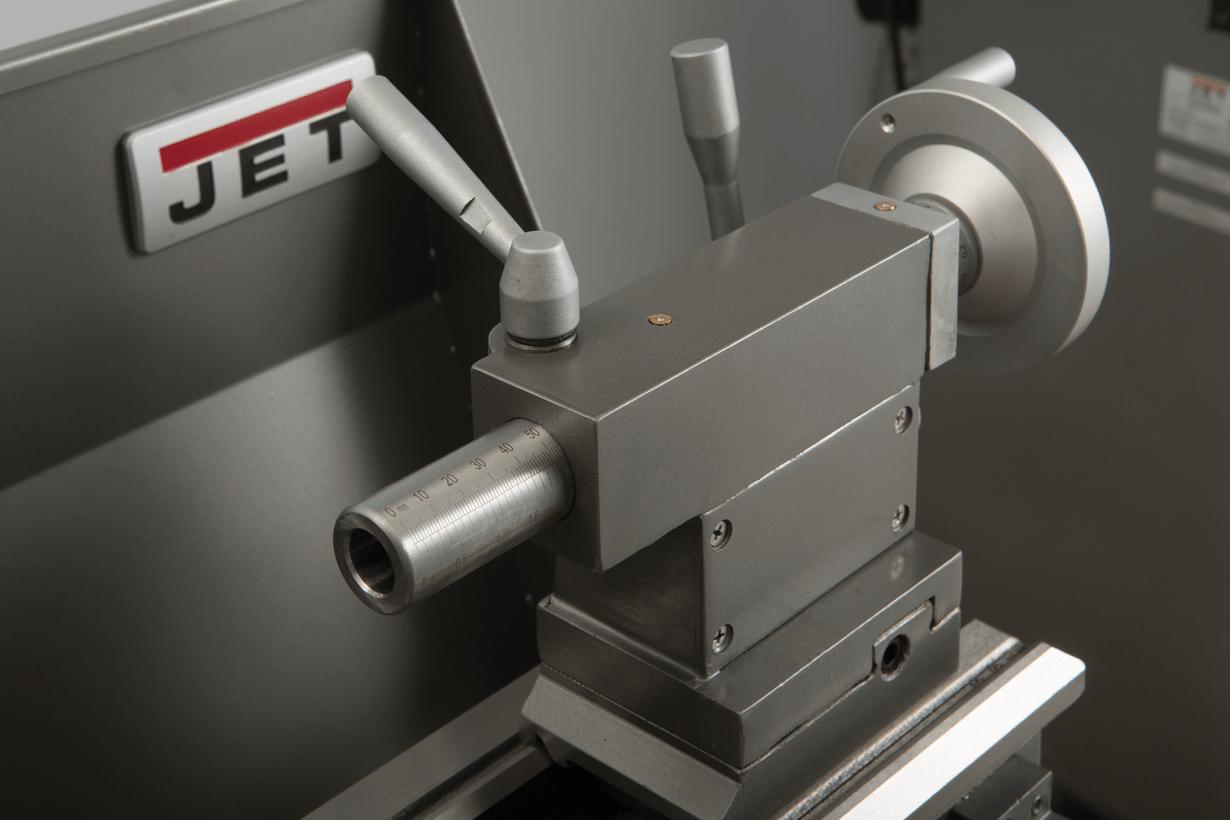 JET BD-10VS Настільний токарний верстат по металу фото 4