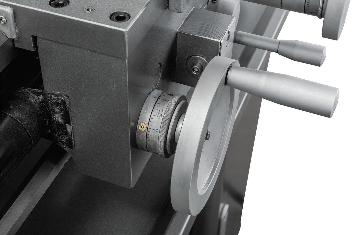 JET BD-12G Настільний токарний верстат по металу фото 21